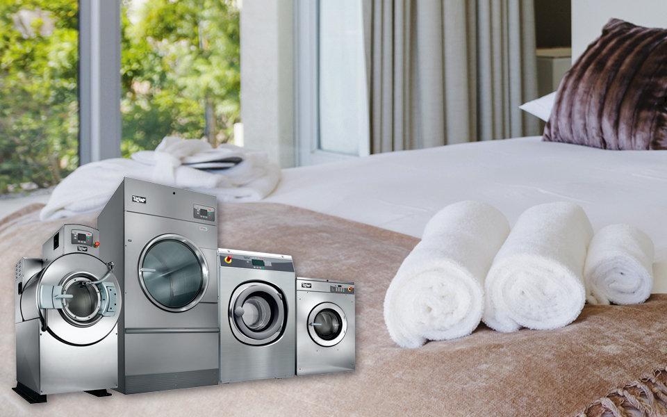 maquinas e equipamentos para lavanderias