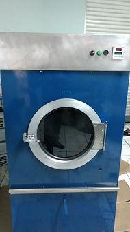 secador usado 20kg teknomak maquinas de lavanderia usadas