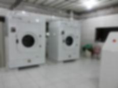 Secador usado 50 kg teknomak maquinas para lavanderia industrial usadas