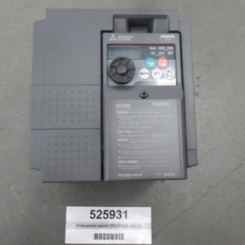 Inversor Mitsubischi lavadoras Primus e Maltec modelo Lep35, RS35, RX280