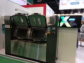 Maquinas e equipamentos para lavanderia hospitalar