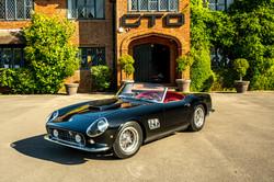 10. GTO Engineering California Spyder Revival GTO House