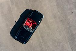 7. GTO Engineering California Spyder Revival aeriel front shot