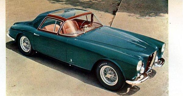 1956 Ferrari 375 Pininfarina Concept