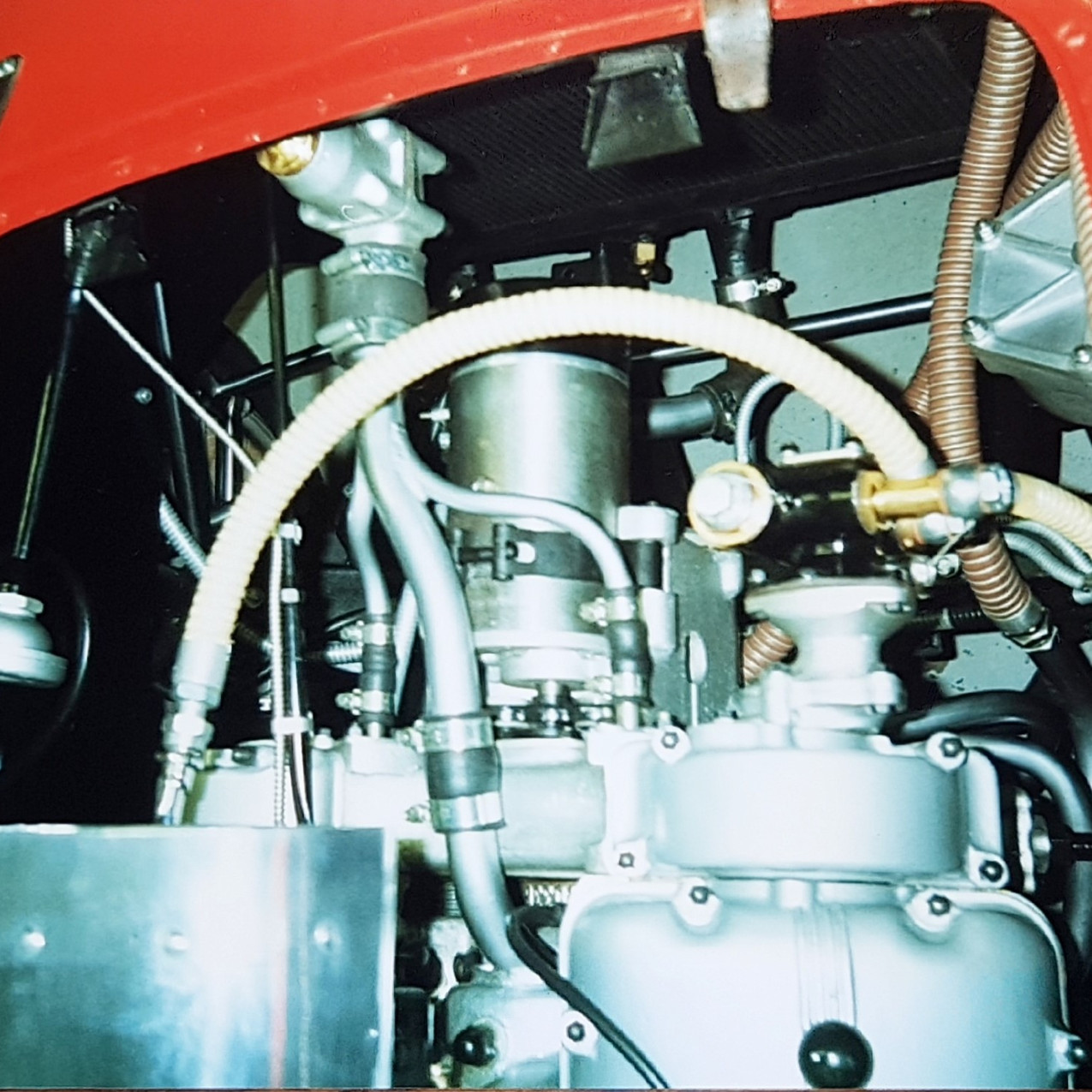 1954 Ferrari 375 Plus - 1990 Restoration 8