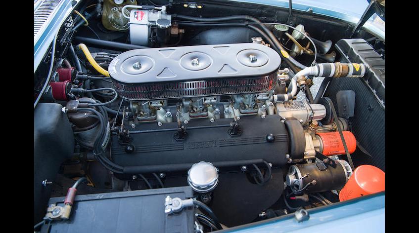 1967GT Engine