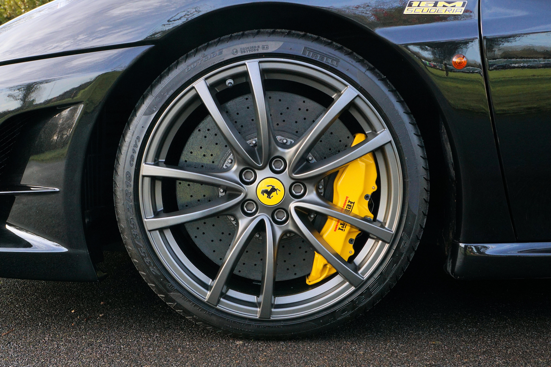 Ferrari 430 Scuderia Spider 16M 2009 (4)