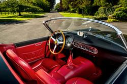 17. GTO Engineering California Spyder Revival front interior