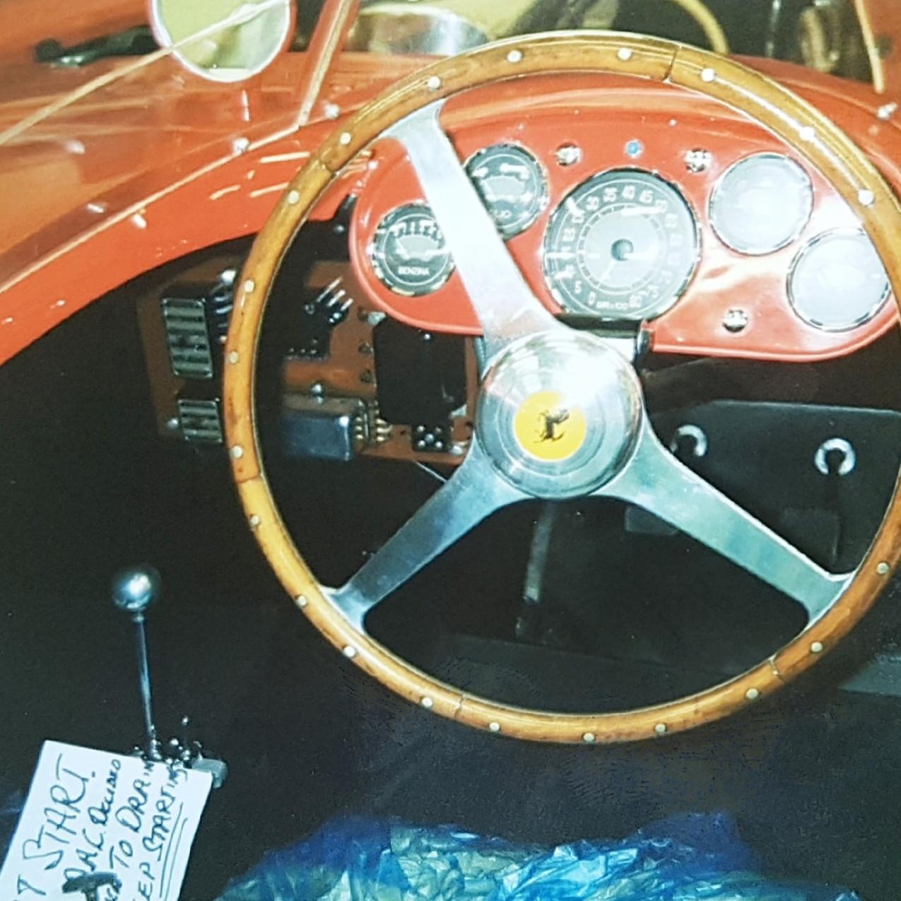 1954 Ferrari 375 Plus - 1990 Restoration 9