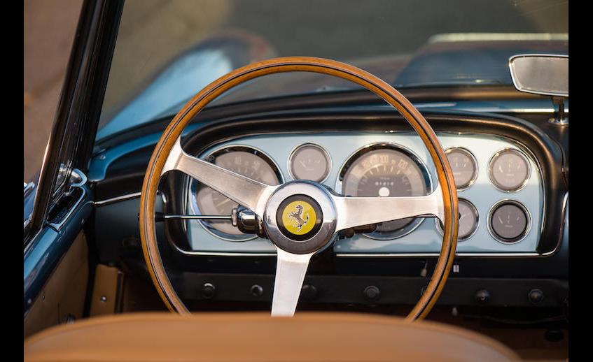 1967GT Dash