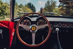 10 GTO Engineering 250 SWB Revival inter
