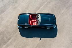 8. GTO Engineering California Spyder Revival aeriel side shot
