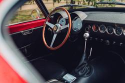 12 GTO Engineering 250 SWB Revival inter