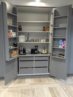 Kitchen - Larder unit