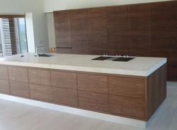 Kitchen - Real Wood Veneer
