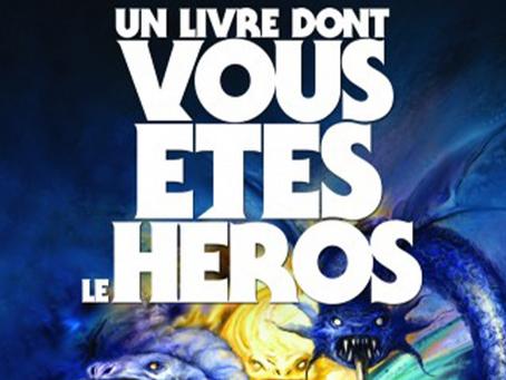 Livres dont Vous êtes le Héros en libre accès !