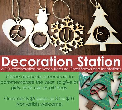 Decoration Station FB image Treasure Che