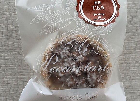紅茶のピーキャンタルト