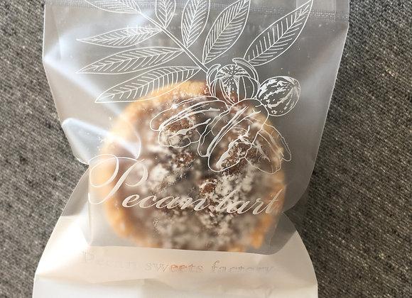 ピーキャンタルト袋【1個入】Pecan Tart 1pc in bag