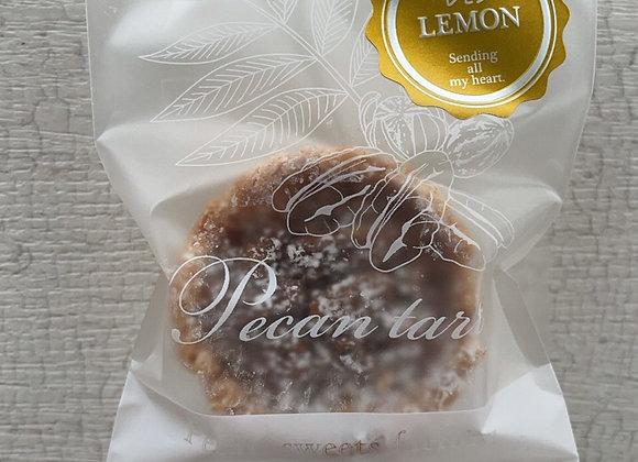 有機レモンのピーキャンタルト