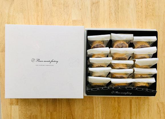 ピーキャンタルト箱【15個】Pecan Tarts 15pcs gift box