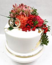 50-v kakku, kukkakakku