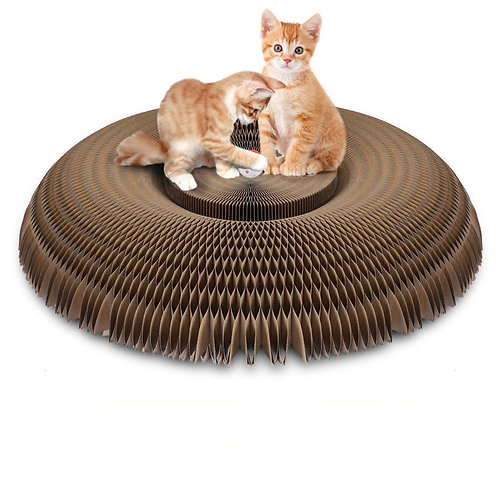 Cat Scratch Pad - Recycled and sustainable