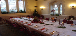 A private Christmas party