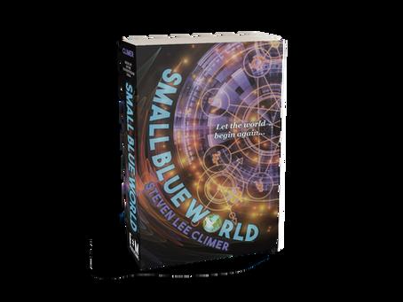 Teaser for SMALL BLUE WORLD by Steven Lee Climer