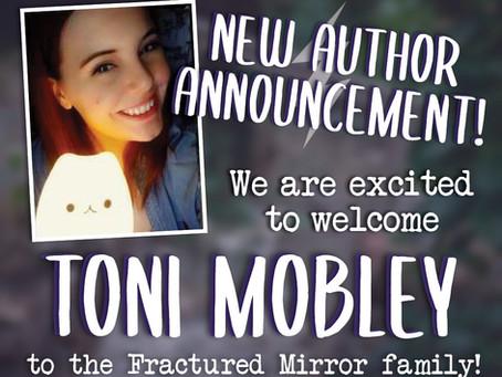New Author Announcement