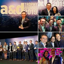 A&D Trophy Awards 2019