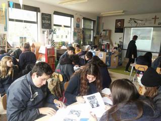 Papudo y Zapallar reunidos en taller literario