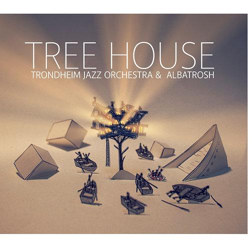 Albatrosh & Trondheim Jazz Orchestra - Tree House (CD)