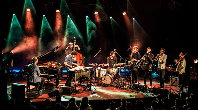 Wolf Valley live at Molde Jazzfestival 2017