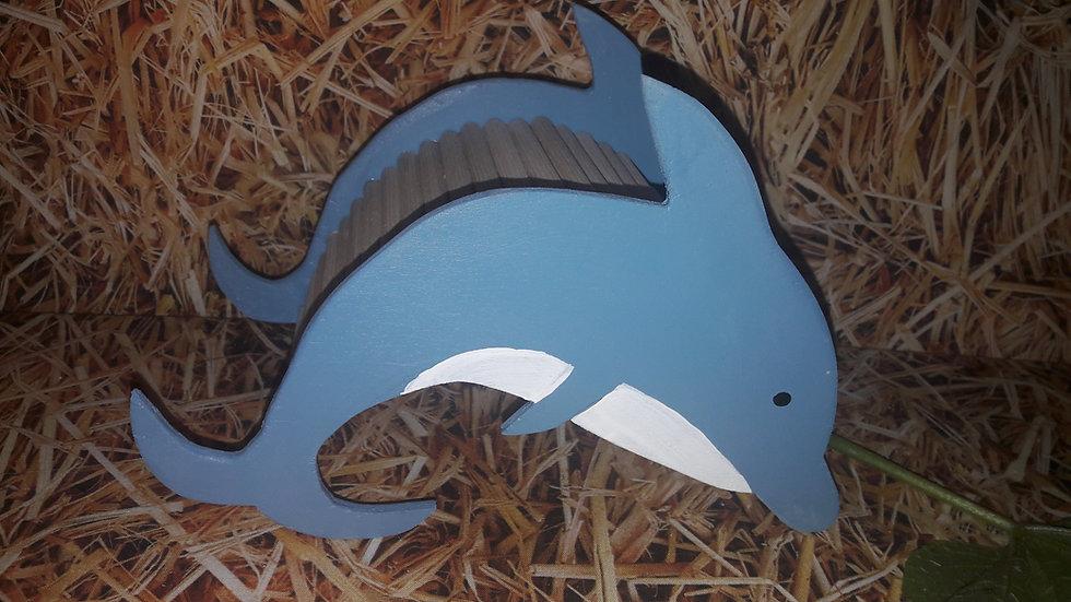 Delfin Versteck