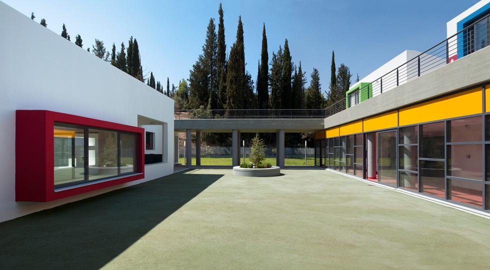 Groupe scolaire - Grèce