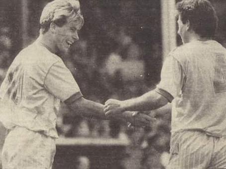 25.11.1986. Walsall 1 Swindon 0