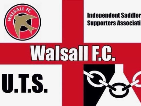 ISSA Statement: Letter to Walsall FC SLO