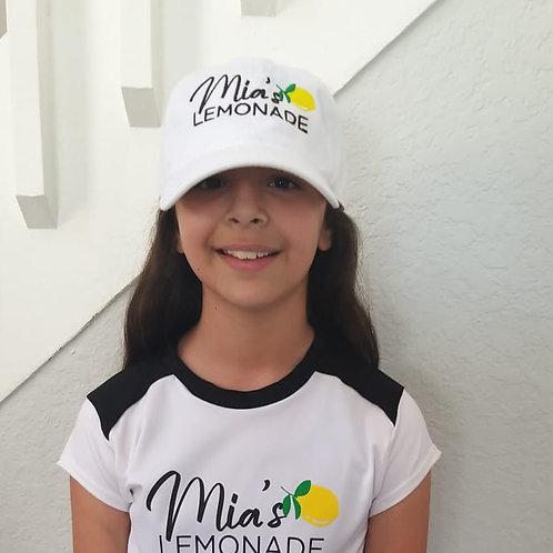 Mia's Lemonade Hat 🍋