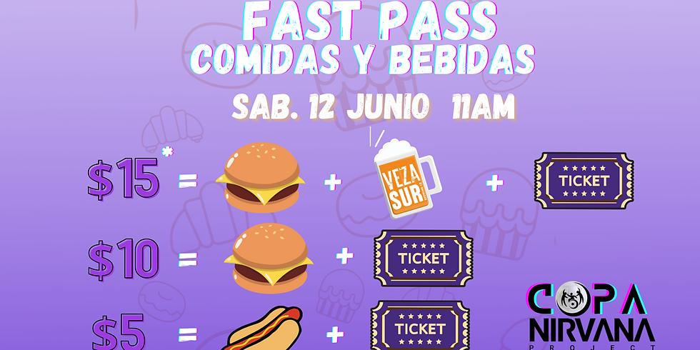 Fast Pass Copa Nirvana Project