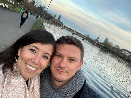 Romina  and Marcin