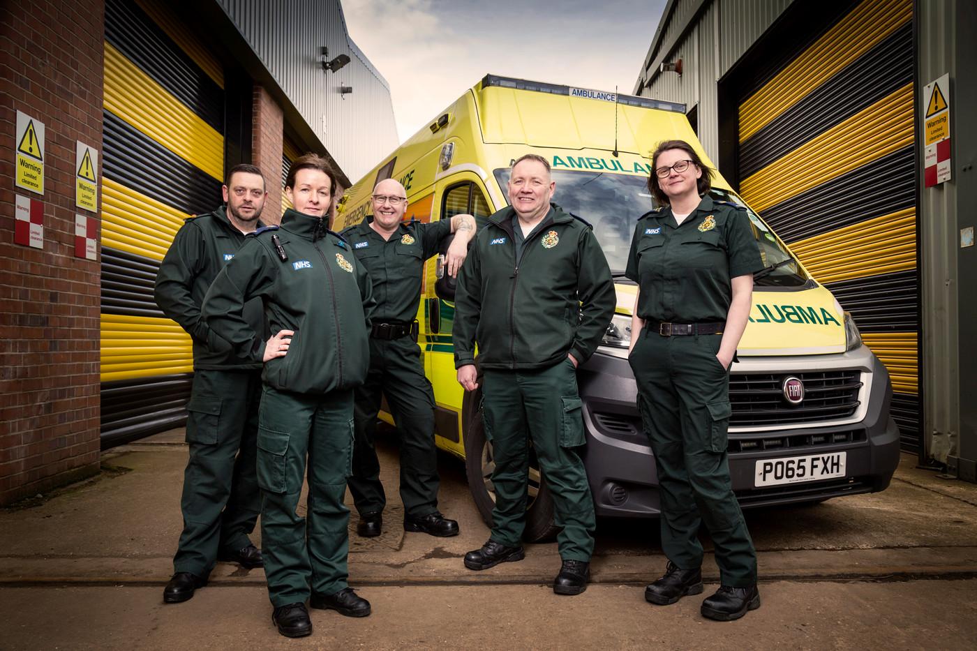 Paramedic Crew