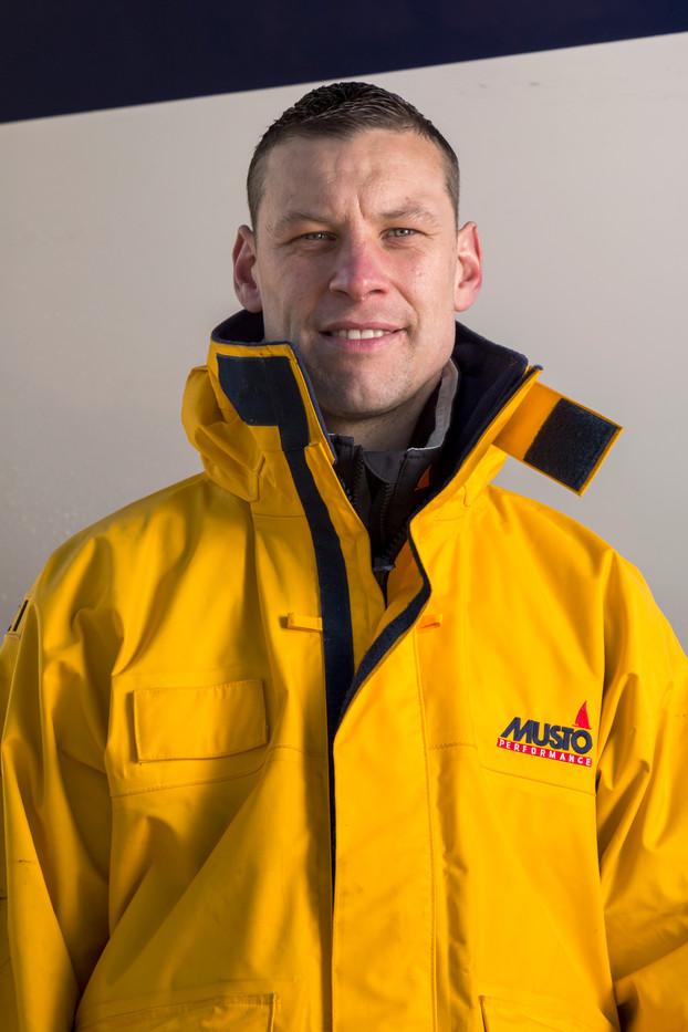 Life Boat Crew Member