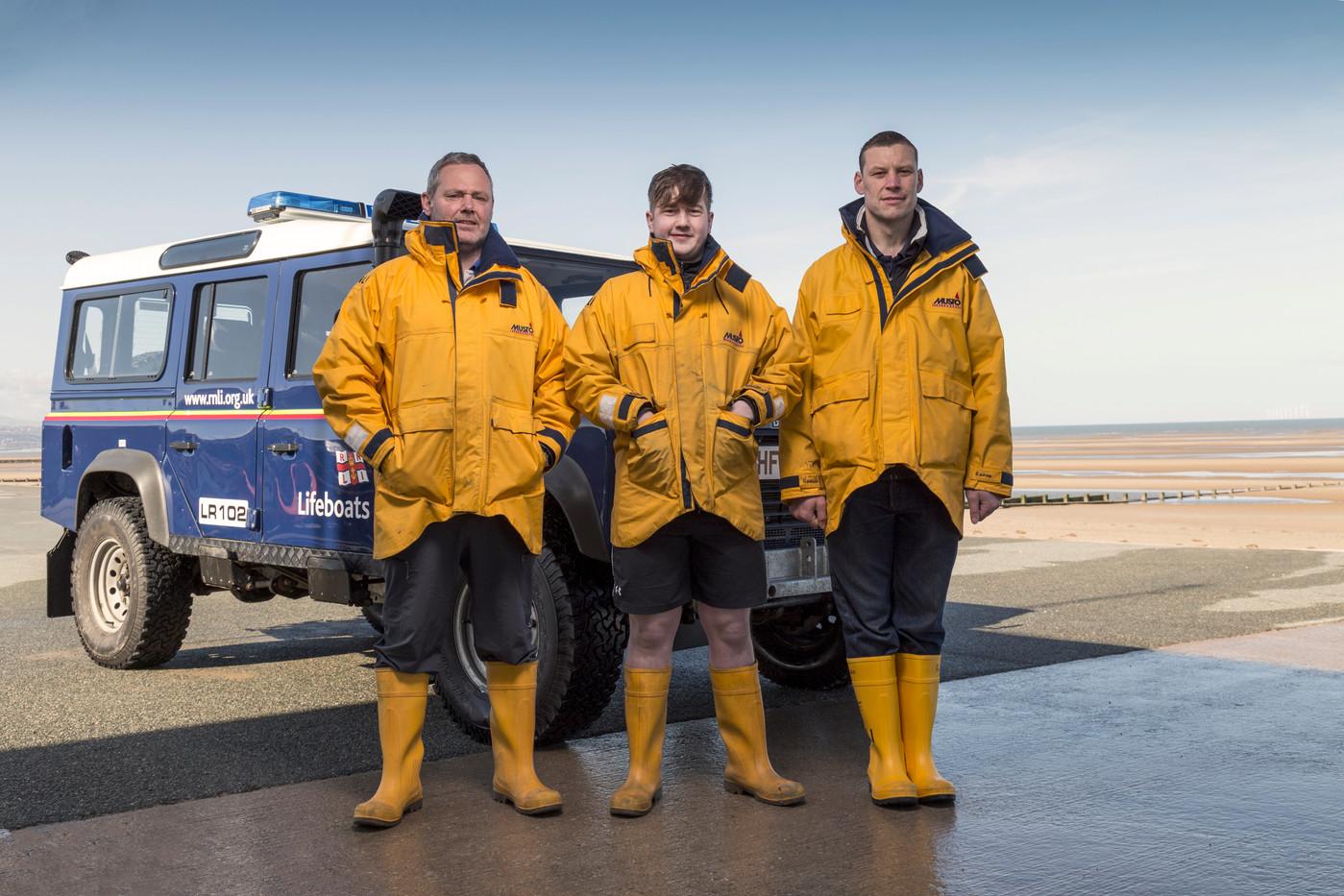 Life Boat Crew