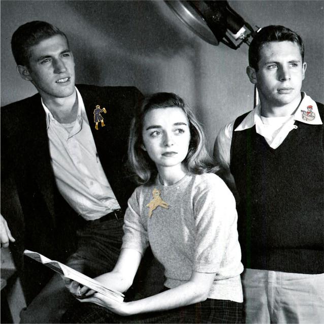 Rob, Tim & Lili