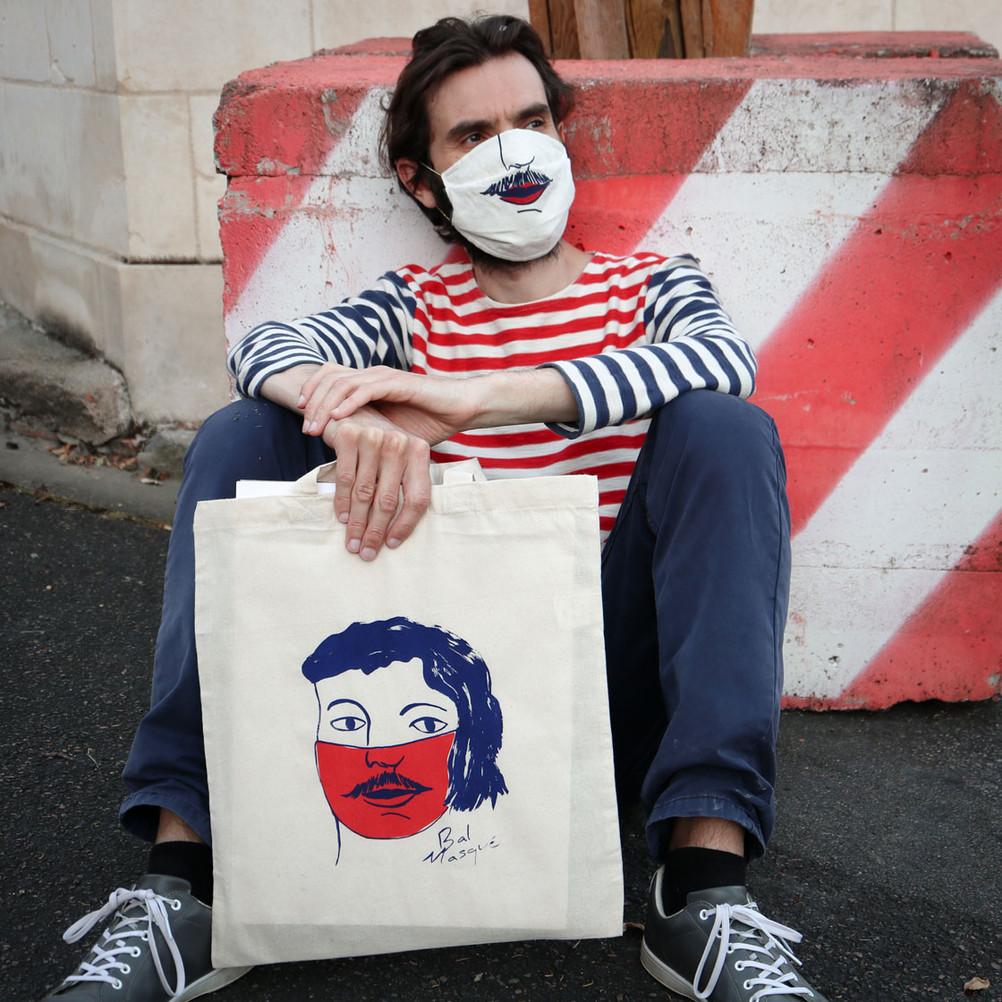 Set masque et sac charlie