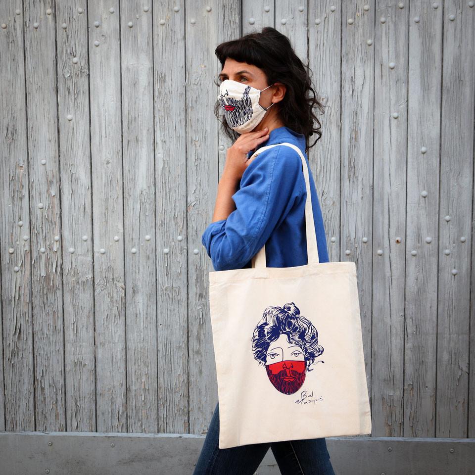 Set masque et sac Clémentine
