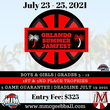July 23 - 25 Orlando Summer Jamfest.png