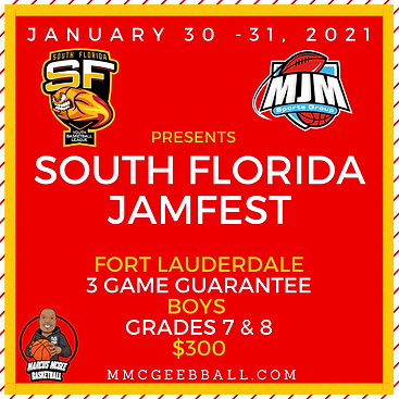 January 30 - 31 South Florida Jamfest (3