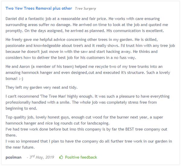 MyBuilder Review 1